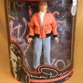James Dean Limited Edition Collectible Figure