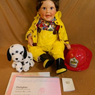 Lee Middleton Firefighter Doll (1)