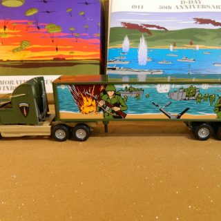 Winross 50th Anniversary Commemorative D-Day Diecast