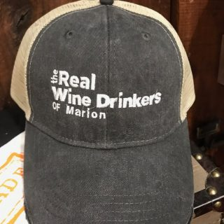 The Real Wine Drinkers of Marion Iowa Hat