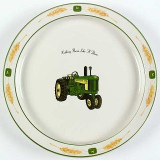 John Deere dinnerware by Gibson at Treasure Chest Collectibles in Marion Iowa