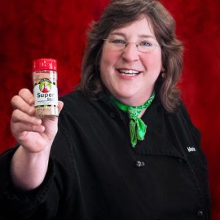 Chef Marla's Super Shit-arein Spices! Available in Marion, Iowa