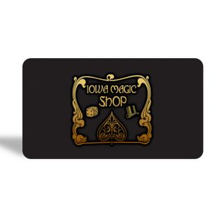 Iowa Magic Shop Gift Card
