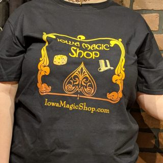Iowa Magic Shop T-shirt