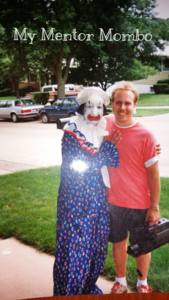 Mombo the Clown and Tim Stolba Magician