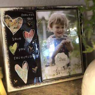 Heart Picture Frame for Child