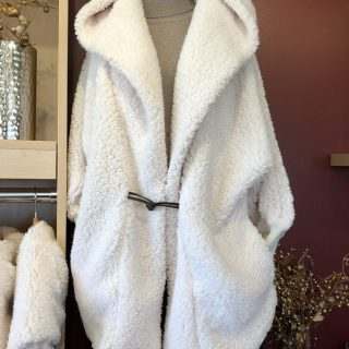 Snuggly Sherpa Jacket