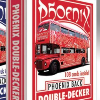 Phoenix Double Decker Standard Red