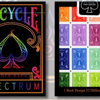 Rainbow Spectrum Deck by US Playing Card