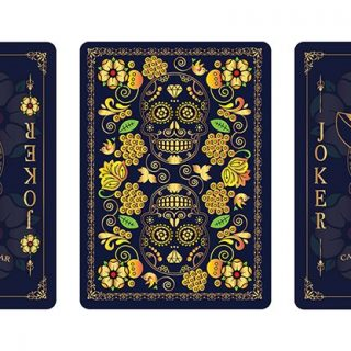 Sugar Skulls Deck of Playing Cards
