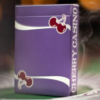 Cherry Casino Fremonts (Desert Inn Purple) Playing Cards is the latest installment of the ever-popular Cherry Casino Playing Card line.