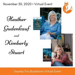 An Evening with Heather Gudenkauf and Kimberly Stuart